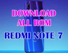 Download ROM Redmi Note 7