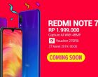 Flash Sale Redmi Note 7 Lazada