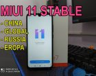 Download MIUI 11 Global Stable All Xiaomi