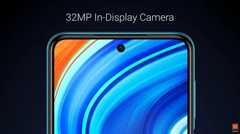Setup Kamera Depan Redmi Note 9 Pro Max