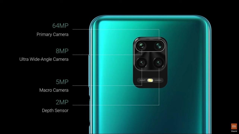 Setup Kamera Utama Redmi Note 9 Pro Max