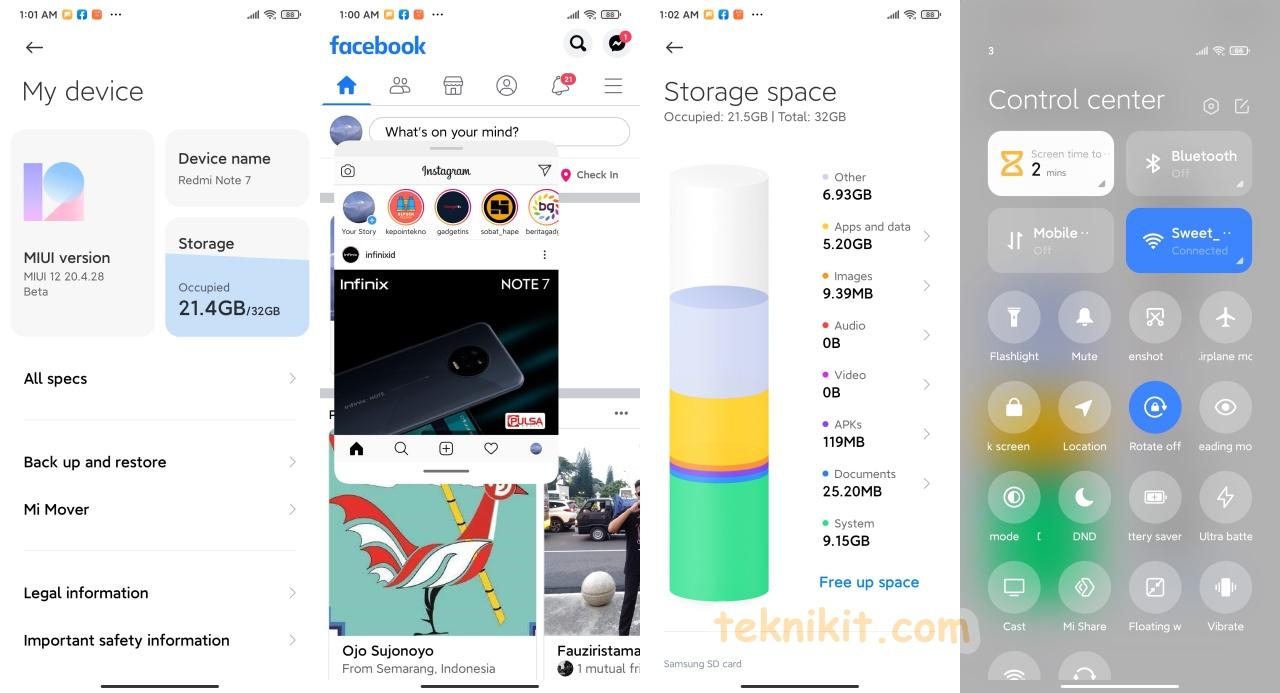 Download MIUI 12 Beta Xiaomi