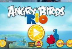 Game Angry Birds Rio Untuk Windows Gratis Di Sini