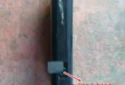 Letak Lubang/Port Untuk Antena Eksternal Modem Smartfren EC1261-2