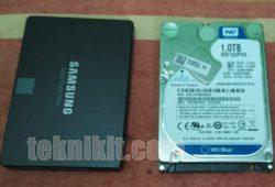 Kelebihan dan Kekurangan Menggunakan SSD Dibandingkan HDD