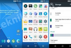 Install Custom ROM CM12 (Based Lollipop) Android One Nexian Journey One