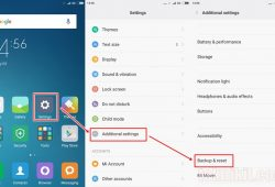 Cara Backup Restore Data Aplikasi Ponsel Xiaomi (All Xiaomi)