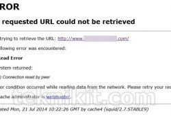Internet Menggunakan Tri AON Aneh, Lemot, Sering Error