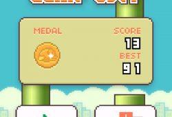 Game Flappy Bird Akan Hadir Lagi Agustus 2014 Mendatang