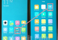 Cara Update/ Flashing ROM Xiaomi Redmi 3 Lewat Updater Tanpa PC