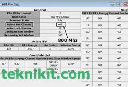 Cara Mengetahui Modem Bekerja di Frekuensi 800 Mhz atau 1900 Mhz