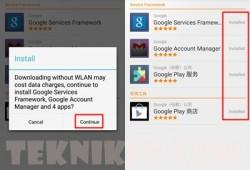 Cara Install Google Play Store Xiaomi Redmi Note 2 Terbaru