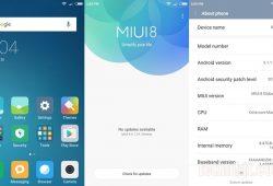 Mencoba Install ROM MIUI 8 Global Stable Pada Xiaomi Redmi 3