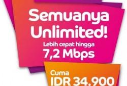 Tarif Baru Internet Gaul AXIS Semuanya Unlimited