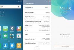 Video Tutorial Cara Update MIUI 8 Global Stable Xiaomi Redmi 3 Tanpa PC