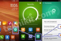 Cara Mudah Root Unroot Xiaomi Redmi Note 3G WCDMA