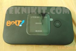 Review Modem Wifi (MiFi) Bolt Slim 2 Unlock Kartu GSM