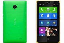 Nokia X Ponsel Android Pertama Nokia Harga 1 Jutaan