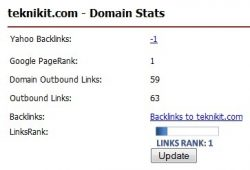 Google Update Pagerank 6 Februari 2012
