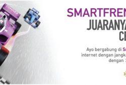 Tarif Baru Paket Internet Smartfren Connex 2013