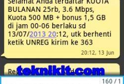 Promo Paket Internet Super 3G+ Indosat