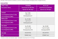Yuk Bedah Paket Internet Smartfren Connex Premium Unlimited