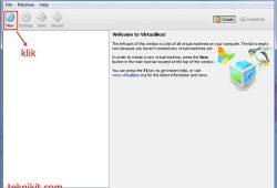 Cara Pengaturan/Konfigurasi VirtualBox Untuk Instal Windows 8 atau Windows 7