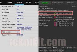 Cara Root Xiaomi Redmi 3 Tanpa Unlock Bootloader Tanpa PC
