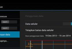 Cara Setting Internet Tab Acer Iconia A1-811 Menggunakan Kartu
