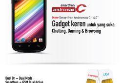 Smartfren Andromax C HP Android Termurah Smartfren