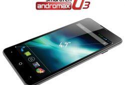 Smartfren Andromax U3 Tidak Ada Fitur Mencolok Dari Pendahulunya