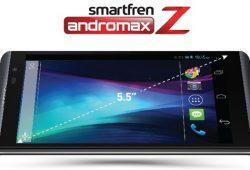 Smartfren Andromax Z Smartphone Android Layar Lebar Dari Smartfren