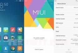 Cara Install/ Update ROM MIUI 7 Pada Xiaomi Redmi Note 2