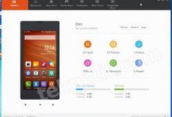 Install Mi Phone Manager Xiaomi Redmi 1S Bahasa Inggris