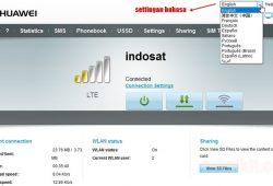 Mengubah Tampilan Web GUI Bolt ke Web GUI Huawei Agar Bisa SMS dan Telepon