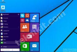 Windows 10 Technical Preview Dirilis Download Sekarang