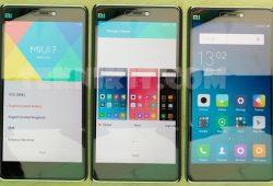 Cara Mudah Update MIUI 7 Stable Global Xiaomi Mi 4i
