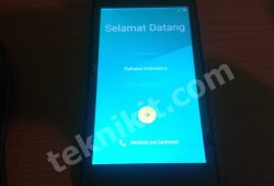 Cara Unlock/ Relock Bootloader Android One Nexian Journey One