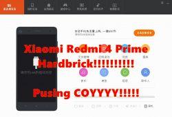 Cara Mengatasi Xiaomi Redmi 4 Prime Hardbrick, Lebih Parah Daripada Bootloop