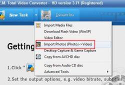 Cara Membuat Video Slideshow Dari Gambar atau Foto